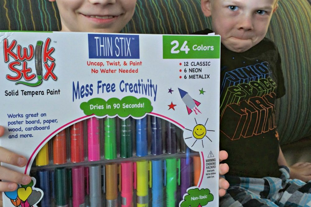 Introducing the Thin Stix Creativity Pack *and Giveaway!*