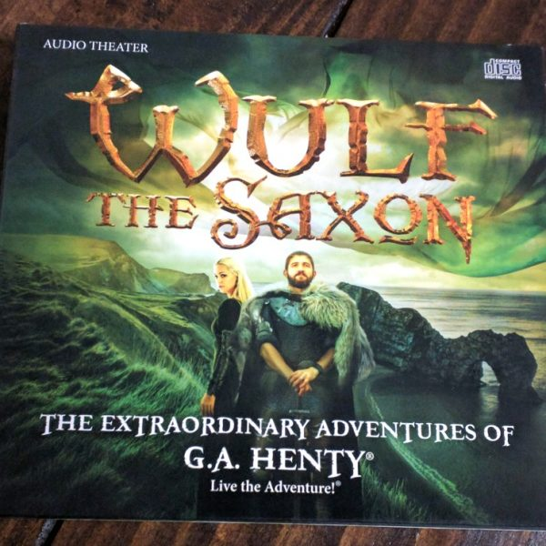 Wulf the Saxon from Heirloom Audio Productions