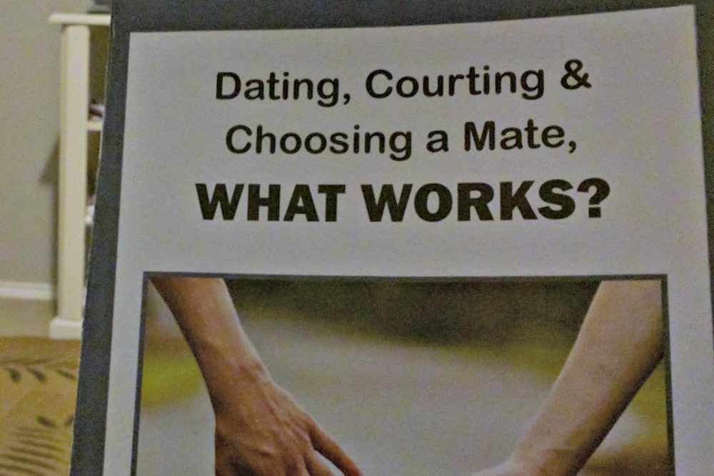 Dating, Courting & Choosing a Mate… What Works? Review