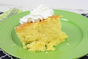 Luscious Lemon Cake – Quick and Easy