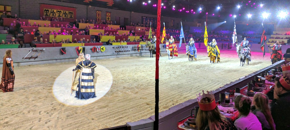 Medieval Times Dallas Castle New Show Where the Queen Reigns