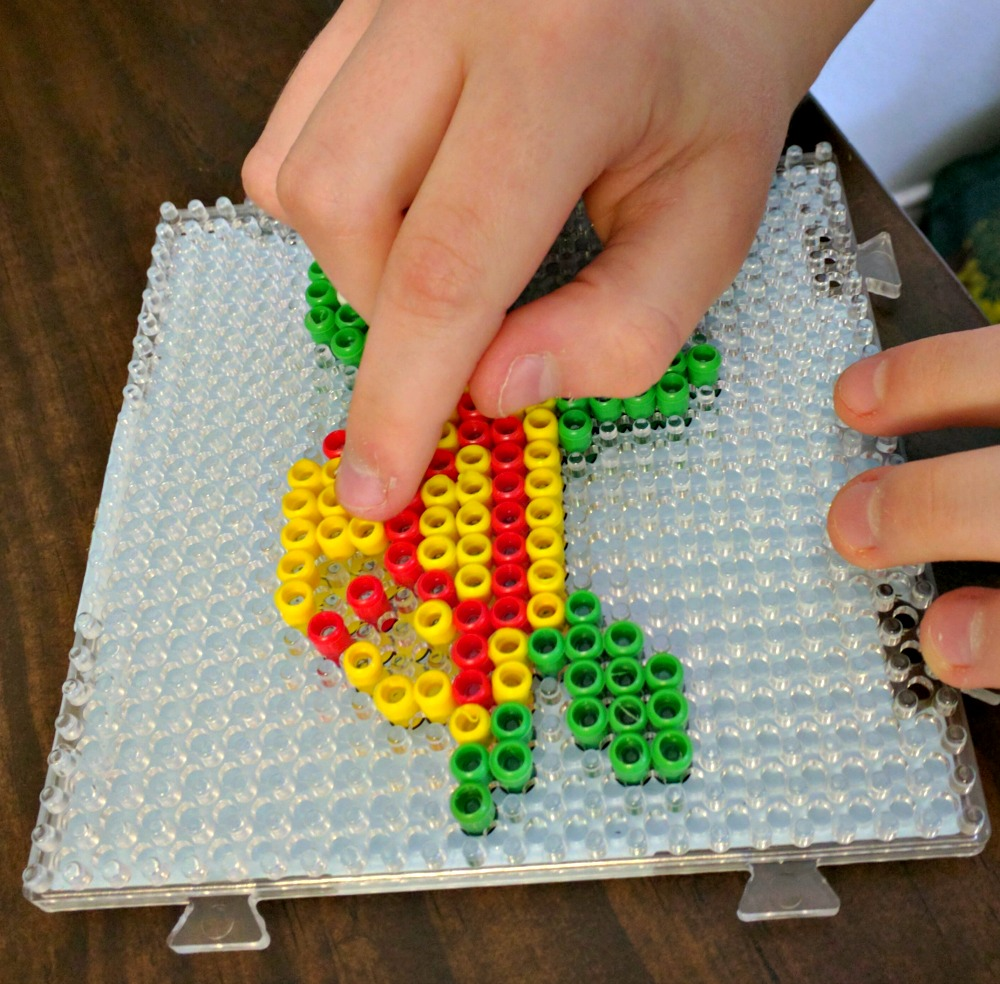 Zirrly Super Beads Mega Pack is fun to use with kids