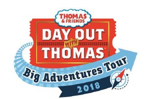 Day Out with Thomas Big Adventures Tour 2018