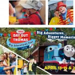 Day Out with Thomas in Grapevine, TX (QUICK GIVEAWAY!)