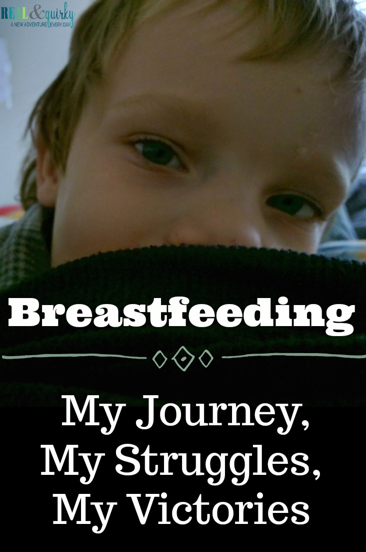 Breastfeeding - My Journey, My Struggles, My Victories
