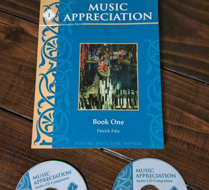 Memoria Press Music Appreciation I Curriculum Review