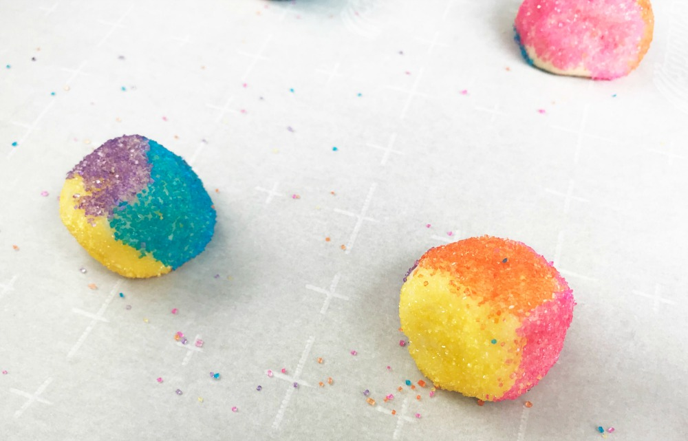 Unicorn Kisses Cookies Recipe
