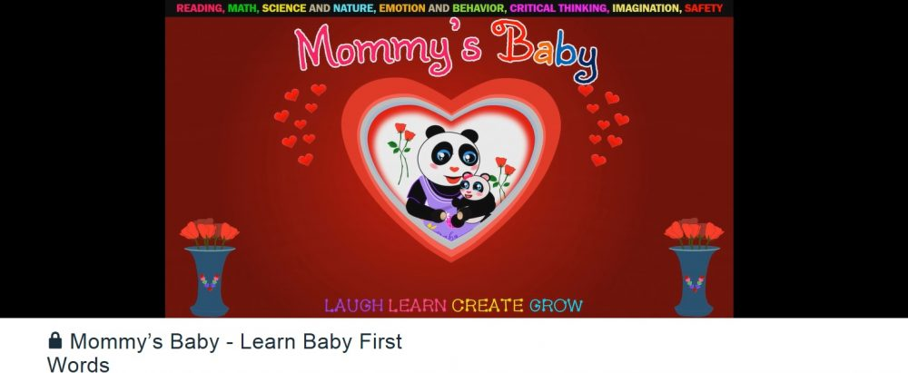 Mommy's Baby video from Panda Parents