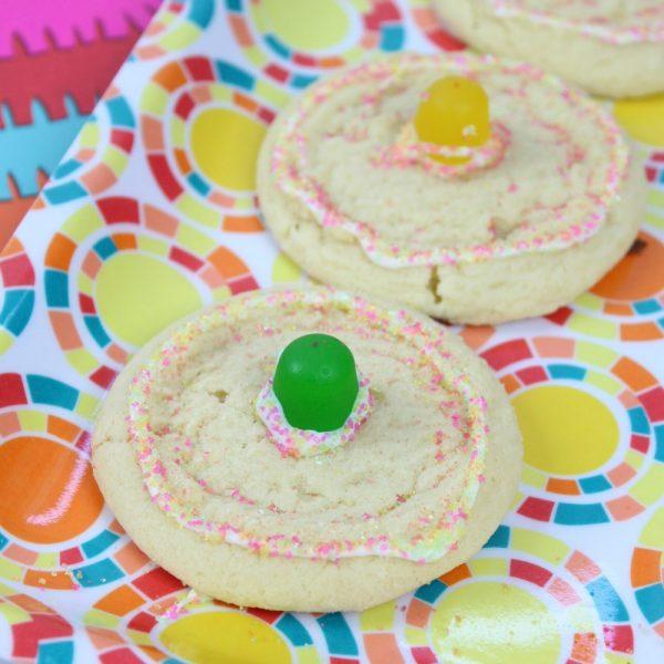 Quick and Easy Sombrero Cookies