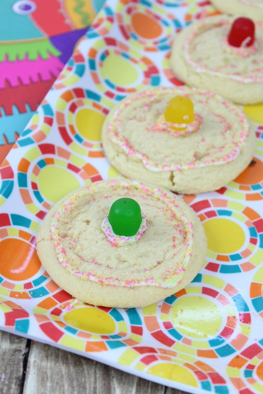 Quick and Easy Sombrero Cookies Recipe