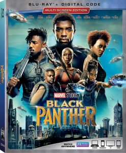 Black Panther Movie Fun Facts, Bonus Clips, and BINGO Cards