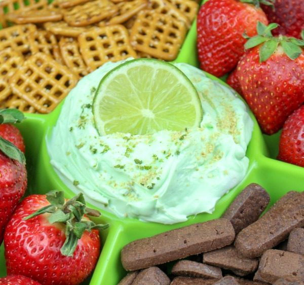 Key Lime Cheesecake Dip – Sweet, Simple, and Delicious