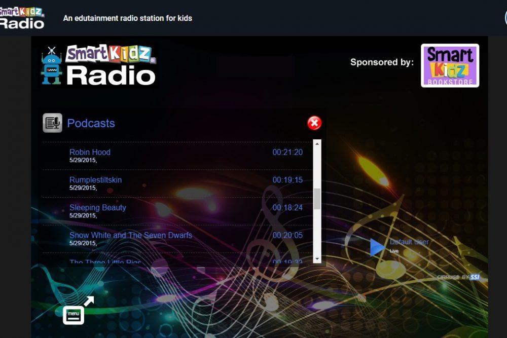 Smart Kidz Radio Review