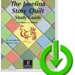 The Josefina Story Quilt Study Guide by Progeny Press REVIEW