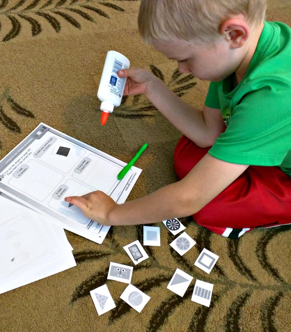 Mathseends 200 Essential Math skills for First Grade Workbook Activities