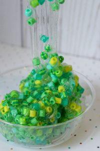 DIY Perler Bead Slime Recipe