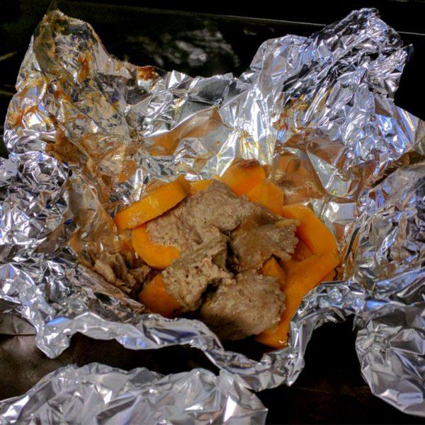 Simple 3 Ingredient Foil Pack Dinner