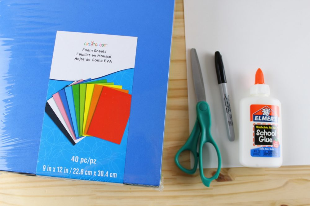 Letter Craft Supplies