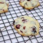 Easy Cranberry Sugar Cookies