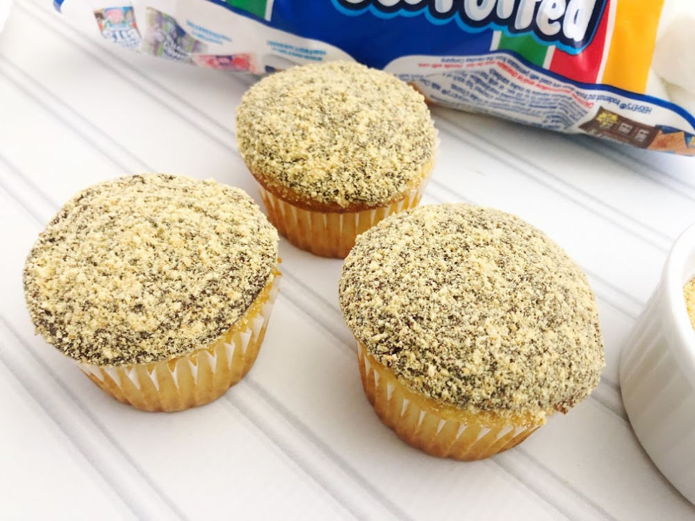 Cactus Cupcakes Step 2