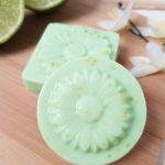 Lime and Coconut Soap Recipe – DIY
