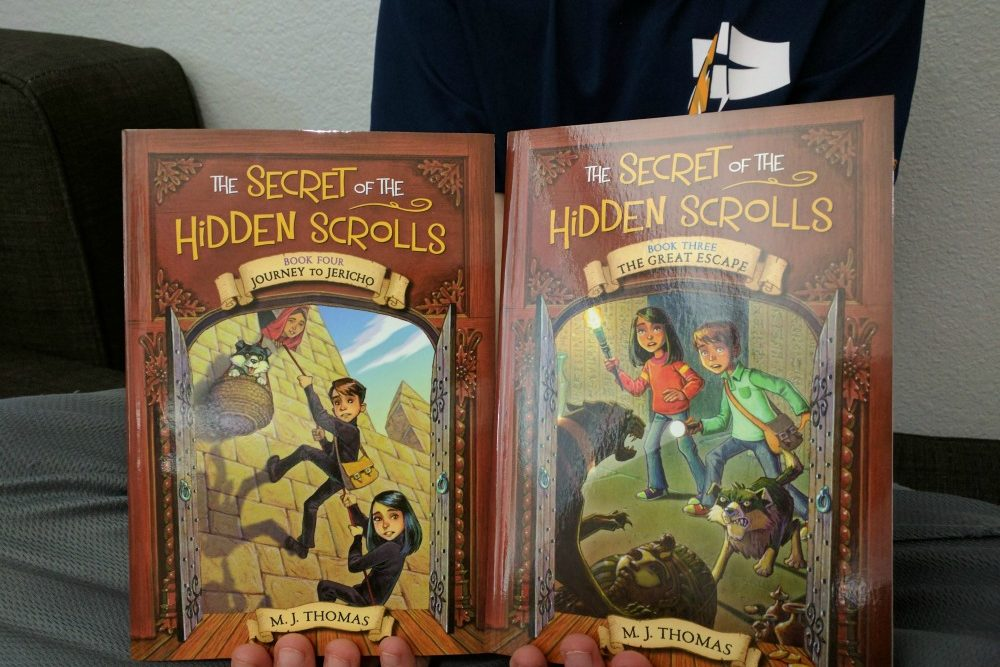 The Secret of the Hidden Scrolls Books 3 and 4 Review
