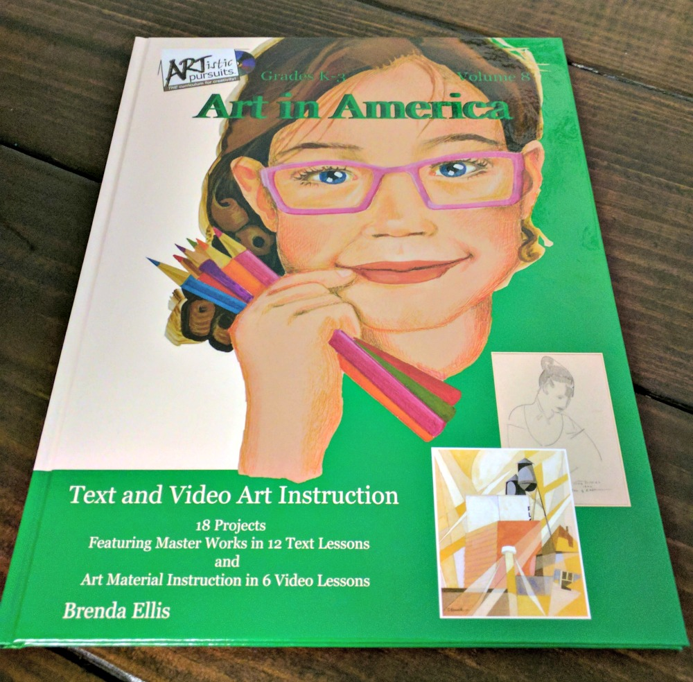 ARTistic Pursuits Inc Adt in America Volume 8 for Grades K-3