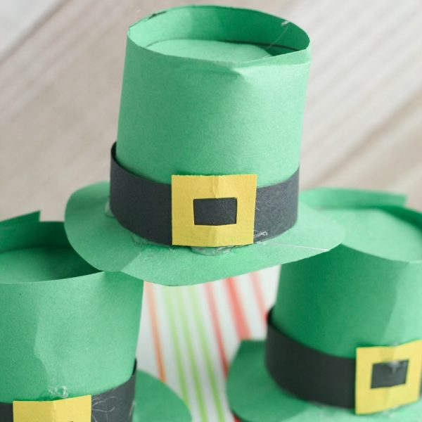 Leprechaun Hats with K-Cups DIY Craft Gift