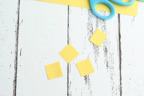 Leprechaun Hat DIY Craft using K-Cups Yellow Buckles