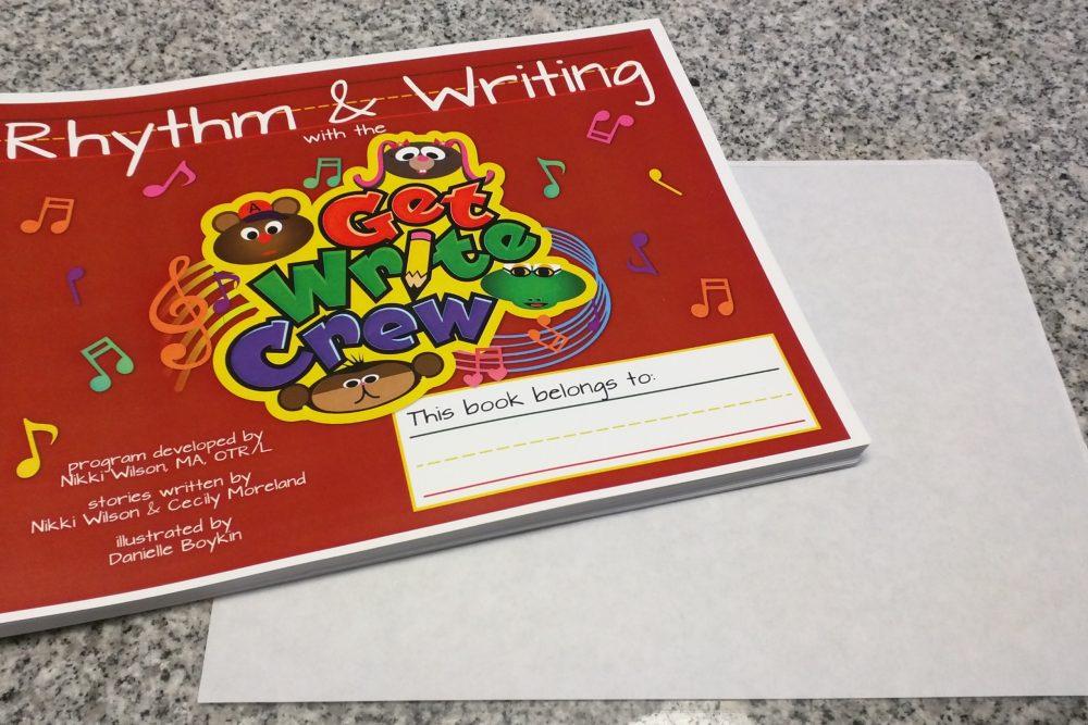 Rhythm & Writing with the Get Write Crew Workbook