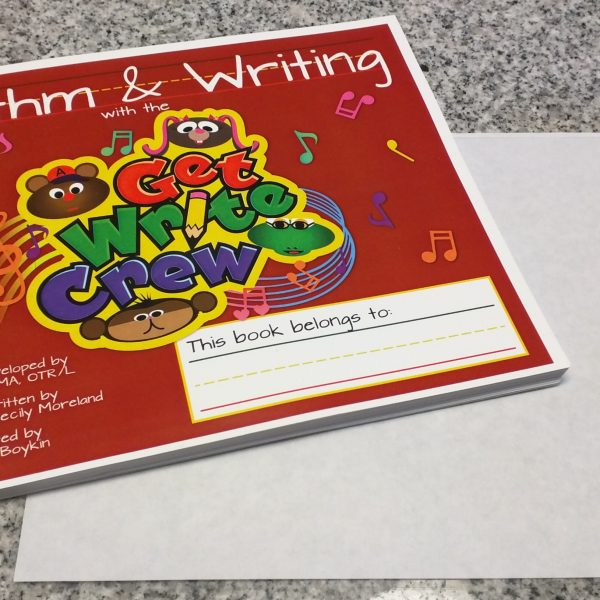 Rhythm & Writing with the Get Write Crew Review