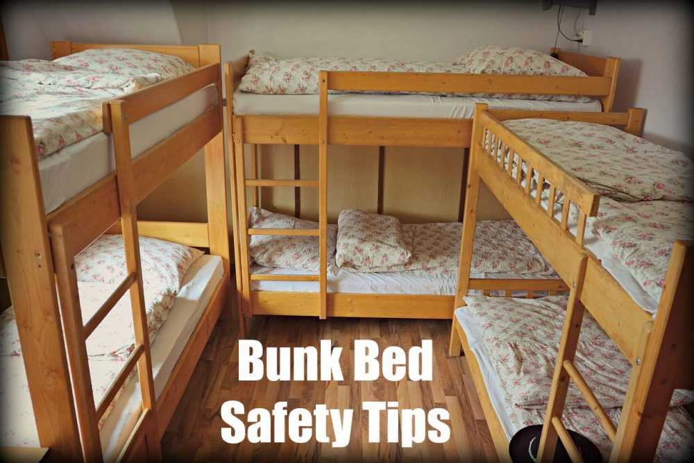 bunk beds safety tips