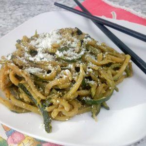 Zucchini Noodle Pasta Recipe