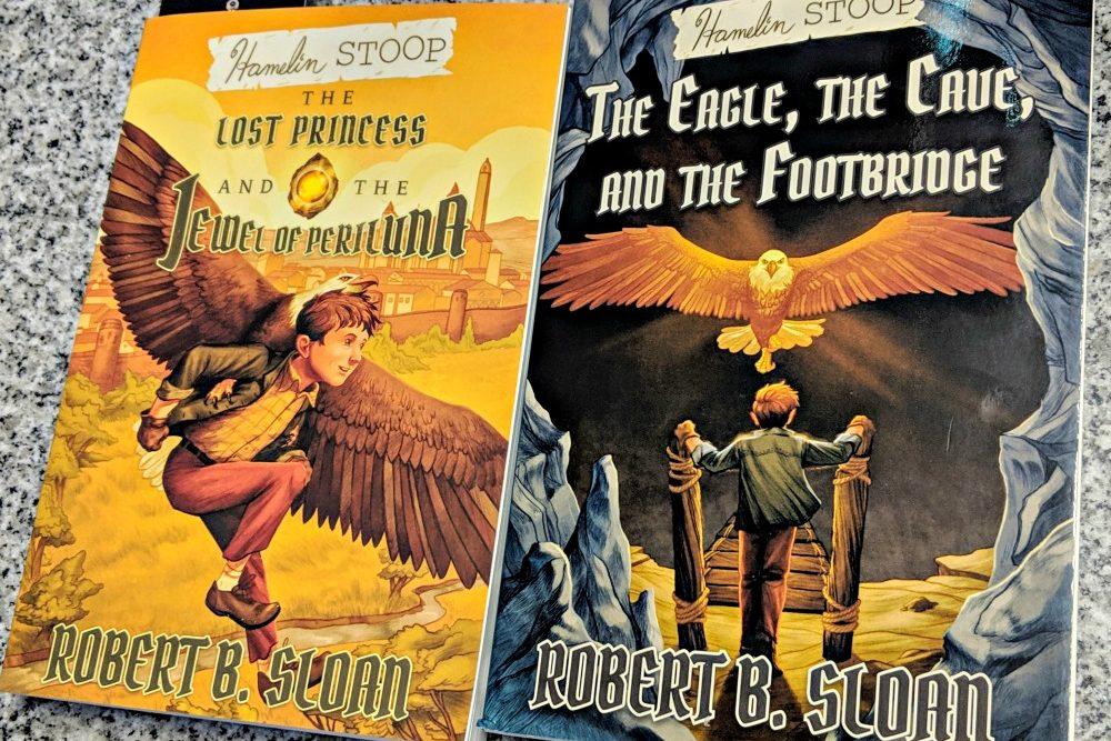 The Hamelin Stoop Series by Robert B Sloan