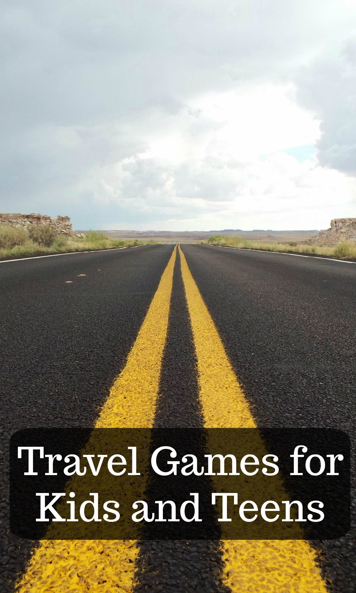 Travel Games for Kids and Teens