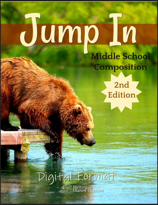 Jump In Middle School Composition