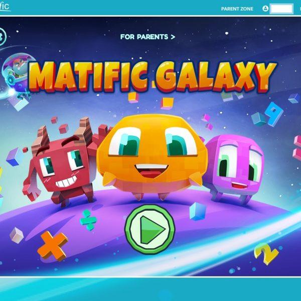 Matific Galaxy Online Math Games Review