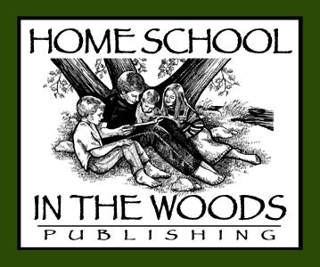 Home School in the Woods Logo