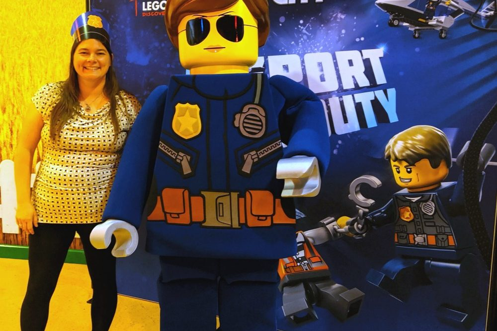 LEGOLAND Discovery Center Grapevine Texas - LEGO City Character Meet and Greet