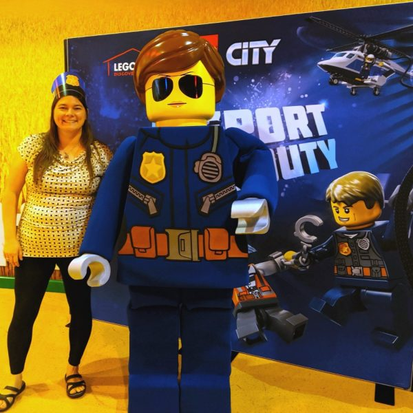 New LEGO City Experience LEGOLAND Discovery Center Grapevine Texas