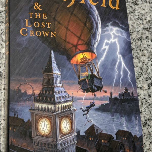 Britfield & the Lost Crown Book Review