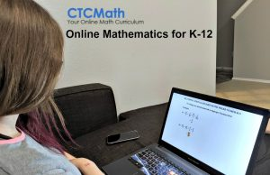 CTCMath Online Mathematics for K-12