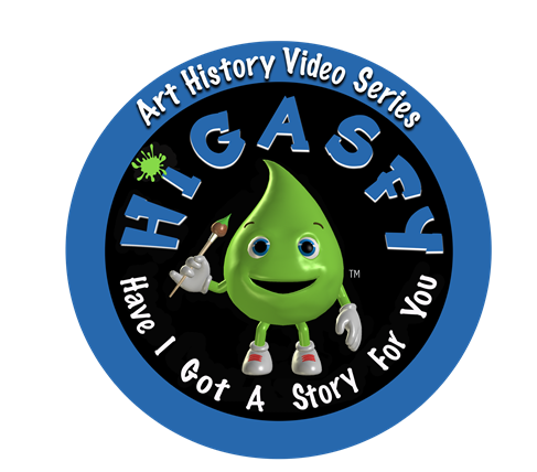 Have I Got a Story for You Art History Video Series