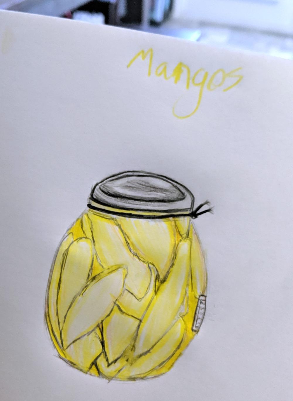 HiGASFY Still Life Mangos Final