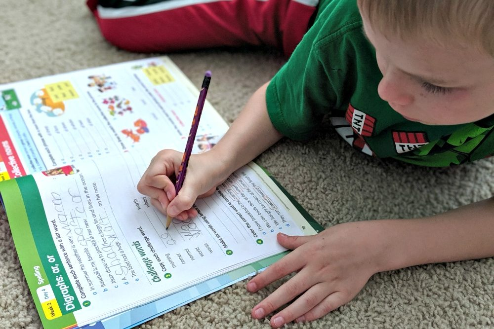 Reading Eggs Workbook Review - 200 Essential Reading Skills for Second Grade
