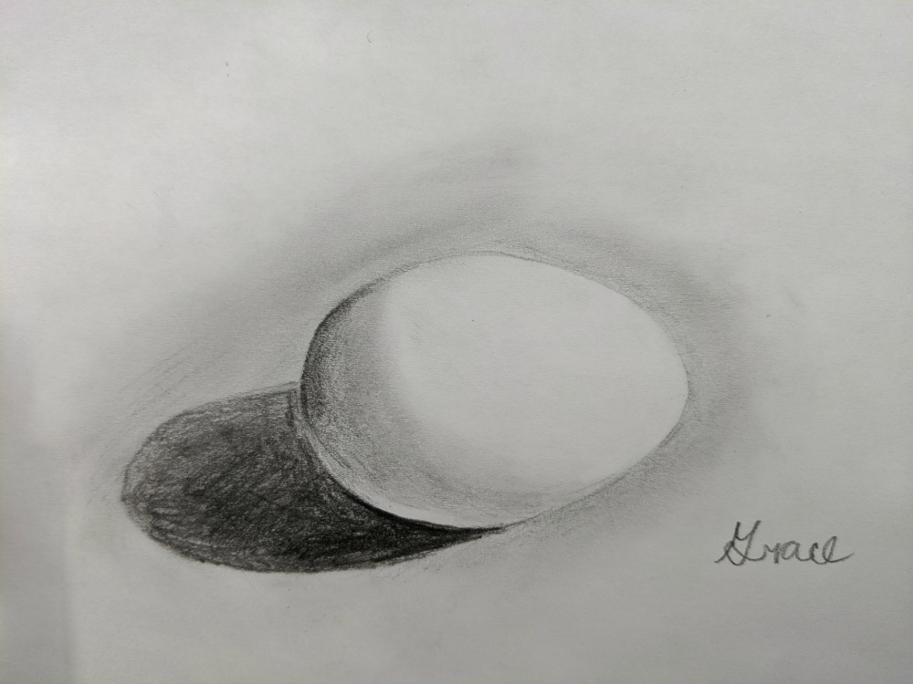 Creating a Masterpiece Drawing Program - Drawing the Egg