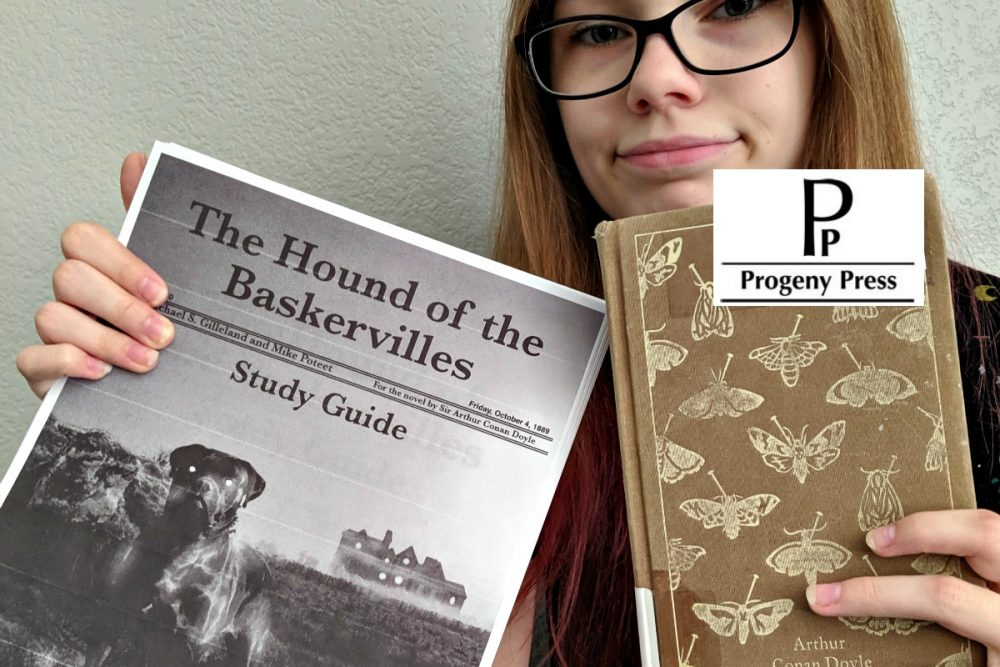 Progeny Press The Hound of the Baskervilles Study Guide Review