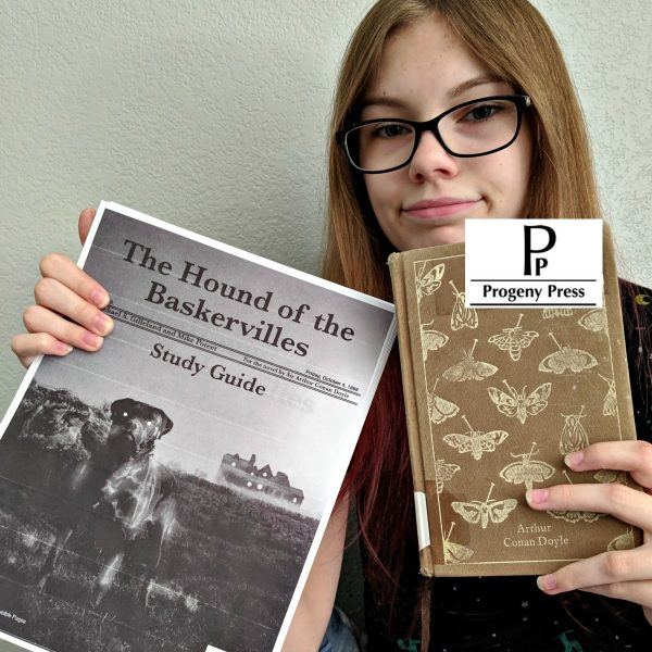Progeny Press Hound of the Baskervilles Study Guide Review