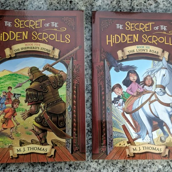 The Secret of the Hidden Scrolls Review – Book 5 and Book 6
