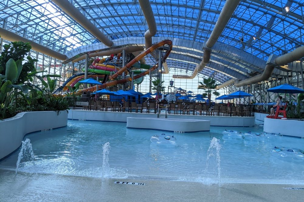 Epic Waters Indoor Waterpark Lazy River